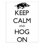 Hog On Posters