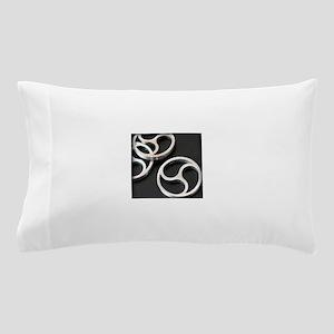 Femdom BDSM Triskeli... Pillow Case
