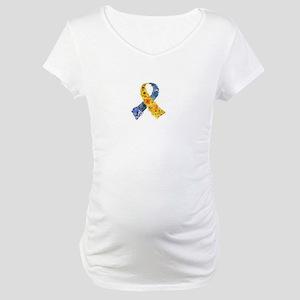 awareness (read description) Maternity T-Shirt