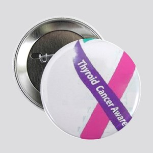 "Thyroid awareness 2.25"" Button"