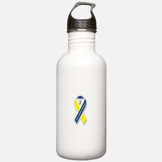 Down Syndrome Water Bottle