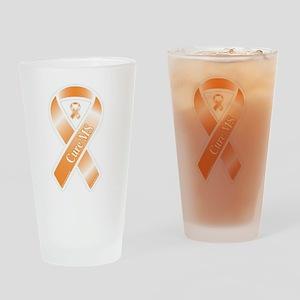 ms awareness Drinking Glass