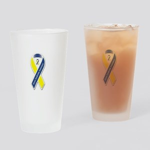 Down Syndrome Drinking Glass