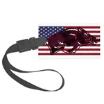 Ameri-hog Luggage Tag