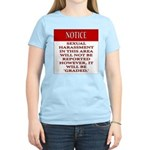 Femdiom NOTICE repo... T-Shirt