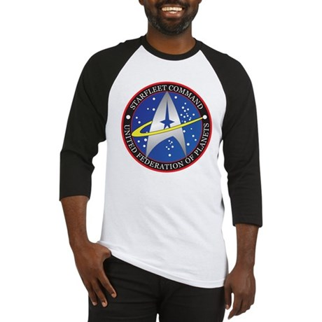 StarfleetCommand Baseball Jersey