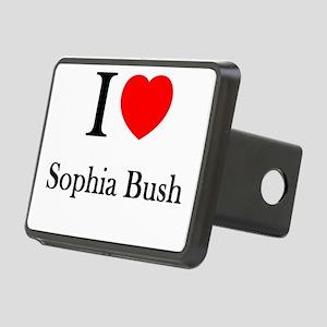 I love Sophia Bush Rectangular Hitch Cover