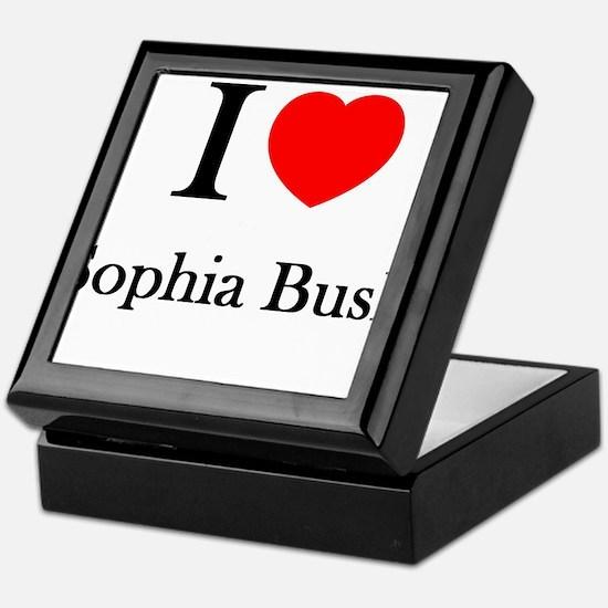 I love Sophia Bush Keepsake Box