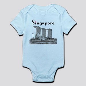 Singapore Souvenirs Baby Clothes Accessories Cafepress