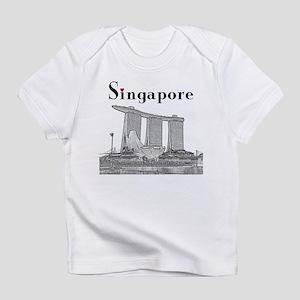 Singapore Infant T-Shirt