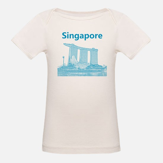 Singapore Tee