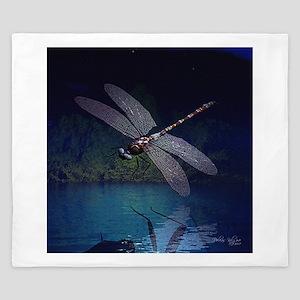 dragonfly10asq King Duvet