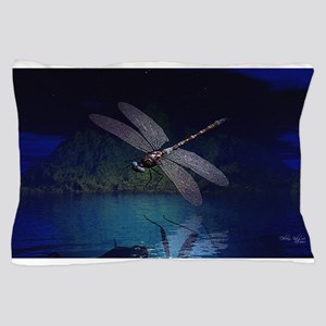 dragonfly10asq Pillow Case