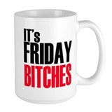 Friday Large Mugs (15 oz)