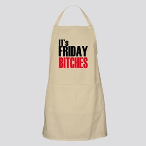 It's Friday Bitches Apron
