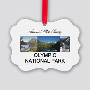 ABH Olympic NP Picture Ornament