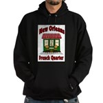 New Orleans French Quarter 2 Hoodie