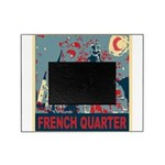 french-quarterbluessq Picture Frame