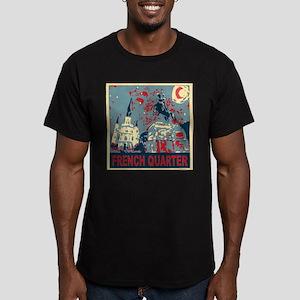 french-quarterbluessq T-Shirt