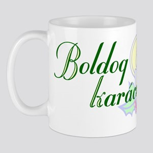 HUNGARIAN MERRY CHRISTMAS Mug