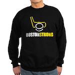 Boston Strong Neon Sweatshirt