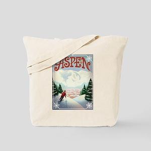 Aspen Paradise Tote Bag
