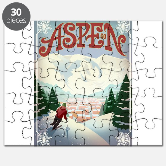 Aspen Paradise Puzzle