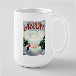 Aspen Paradise Large Mug