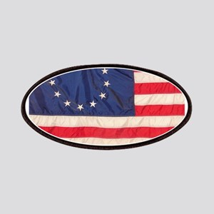AMERICAN COLONIAL FLAG Patches
