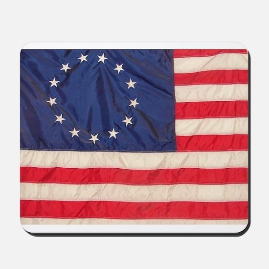 AMERICAN COLONIAL FLAG Mousepad