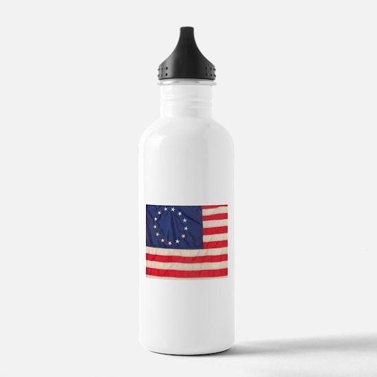AMERICAN COLONIAL FLAG Water Bottle