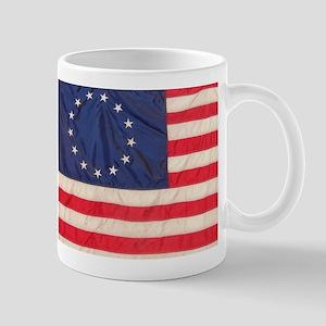 AMERICAN COLONIAL FLAG Mug