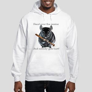 Chin Raisin Hooded Sweatshirt