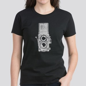 twinlens_straight_white T-Shirt