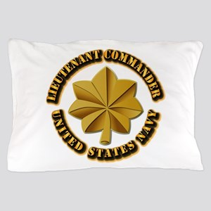 Navy - LCDR Pillow Case
