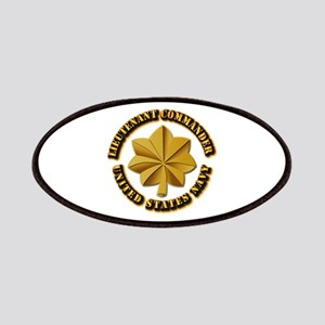 Navy - LCDR Patches
