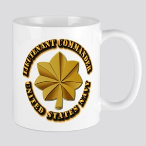 Navy - LCDR Mug