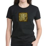 Celtic Letter G Women's Dark T-Shirt