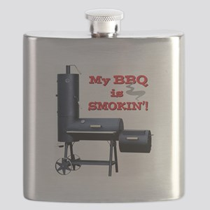 My BBQ is Smokin'! Flask