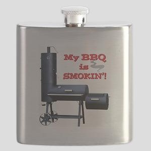 My BBQ is Smokin'! Flask
