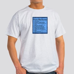 Math Practices T-Shirt