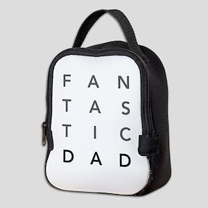 Fantastic Dad Neoprene Lunch Bag