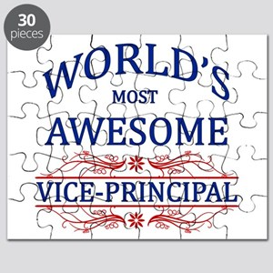 World's Most Awesome Vice-Principal Puzzle