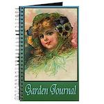 Pansy Girl Garden Journal