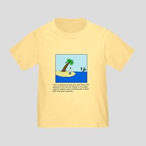 Deserted Algebra Island (C) Toddler T-Shirt