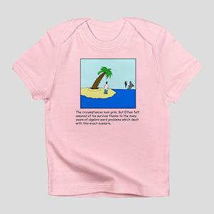 Deserted Algebra Island (C) Infant T-Shirt