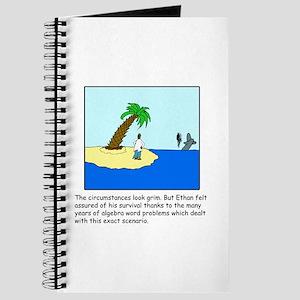 Deserted Algebra Island (C) Journal