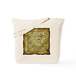 Celtic Letter E Tote Bag