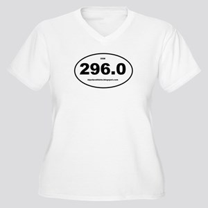 Bipolar Athlete DSM 296.0 Plus Size T-Shirt
