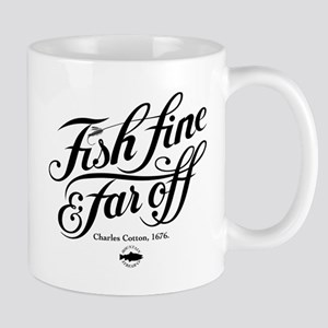 'Fish Fine' Mug